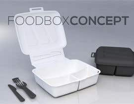 nº 48 pour Product Design Concept for incorporating Fork, Spoon, and Knife into disposable food packaging par stoth