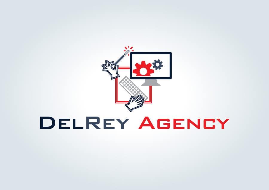 Bài tham dự cuộc thi #123 cho Design a logo for delreyagency.com