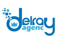 Bài tham dự #103 về Graphic Design cho cuộc thi Design a logo for delreyagency.com