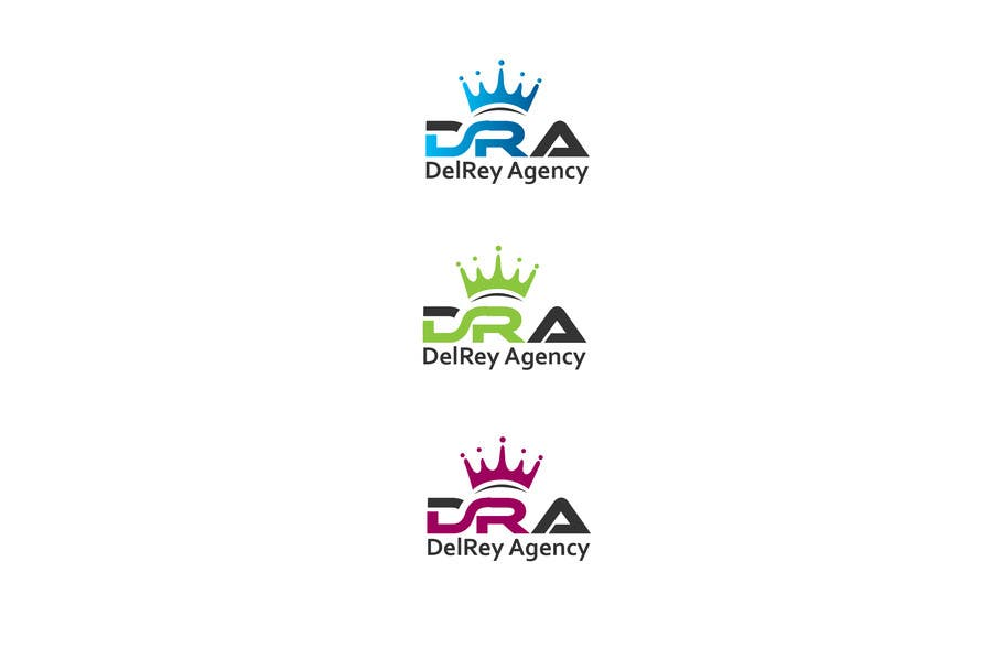 Bài tham dự cuộc thi #125 cho Design a logo for delreyagency.com