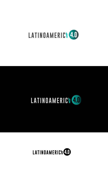 Participación en el concurso Nro.                                        25                                      para                                         LOGO LATINOAMERICA 4.0