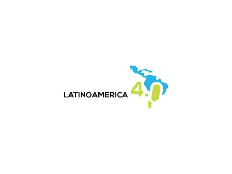 Participación en el concurso Nro.                                        36                                      para                                         LOGO LATINOAMERICA 4.0