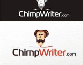 #9 for Design a Logo for ChimpWriter.com by Crussader