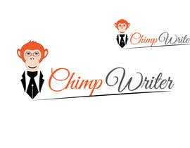 #67 for Design a Logo for ChimpWriter.com af umamaheswararao3