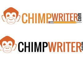 #26 para Design a Logo for ChimpWriter.com por farmanahmed2007
