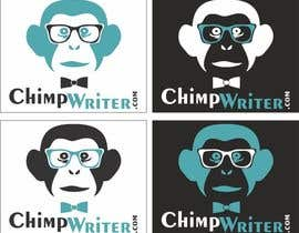 #5 para Design a Logo for ChimpWriter.com por casimiromarques