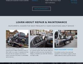 #20 for 1 Page Website Design Breakdown Recovery af AnwareWebTrust