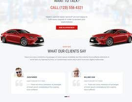 #8 for 1 Page Website Design Breakdown Recovery af Redowan9251