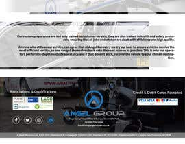 #12 for 1 Page Website Design Breakdown Recovery af wavemaster432