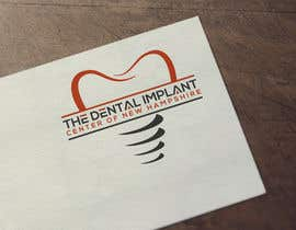 #827 for The Dental Implant Center of New Hampshire logo af abiul