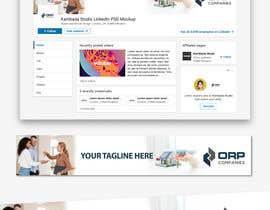 #78 cho Create a Cover Image for Linkedin Company Page Using Company Logo bởi Julfikarsohan