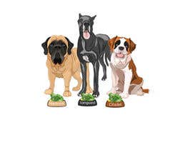 #5 for What are the BIG Dogs doing? Illustration T shirt Design by Adnan6465