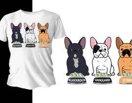 #10 for What are the BIG Dogs doing? Illustration T shirt Design by shahadat390