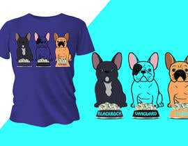 #11 for What are the BIG Dogs doing? Illustration T shirt Design by shahadat390