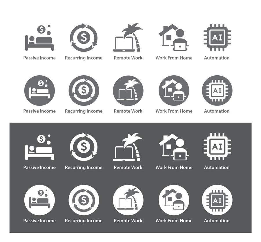 Konkurrenceindlæg #                                        41                                      for                                         Design 5 icons