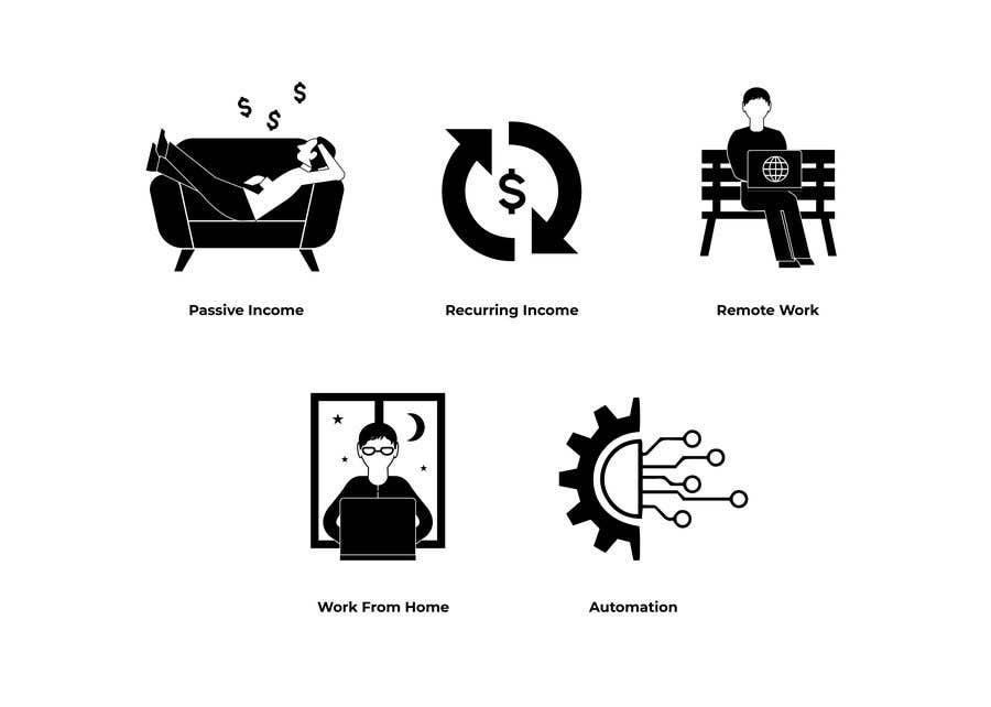 Konkurrenceindlæg #                                        33                                      for                                         Design 5 icons