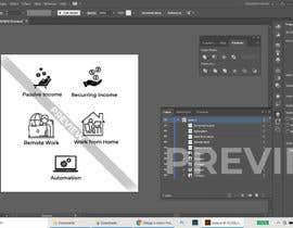 #5 for Design 5 icons af ivaibhavrk