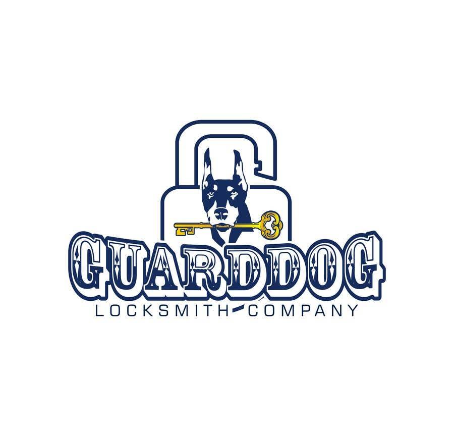 Contest Entry #                                        52                                      for                                         GuardDog Locksmith Company