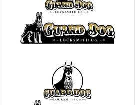Nro 78 kilpailuun GuardDog Locksmith Company käyttäjältä Sico66