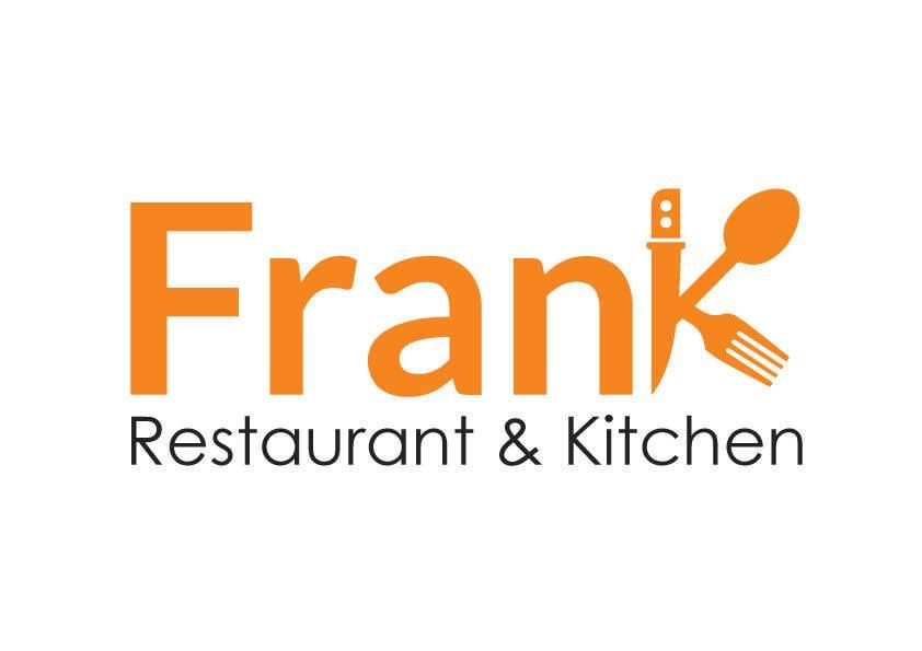 Kilpailutyö #                                        6                                      kilpailussa                                         Frank's Logo