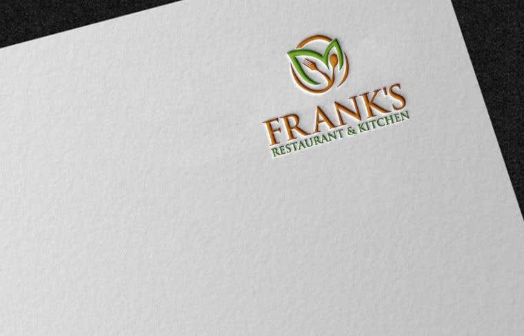 Kilpailutyö #                                        229                                      kilpailussa                                         Frank's Logo