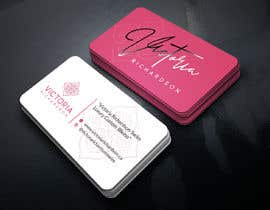 #306 pentru Business card for swimwear de către sultanagd