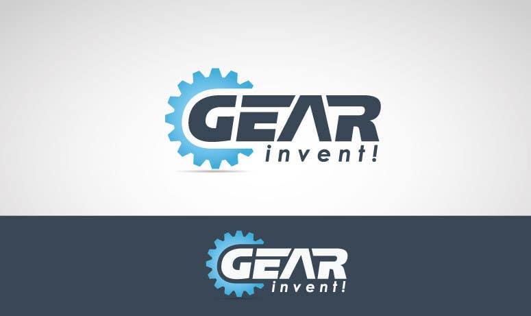 Inscrição nº                                         47                                      do Concurso para                                         Logo for GEAR Inventions