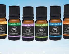 #116 for Design a Label for Essential Oil Bottle af SebiSebi