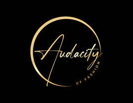 alauddinh957 tarafından Audacity Of Fashion Logo için no 539