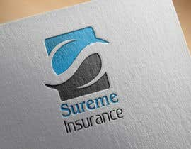 "#31 para Design a Logo for ""Sureme"" Insurance por kavzrox"
