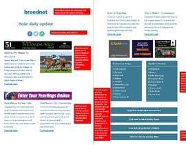 #10 for Newsletter redesign af meganfrancescox