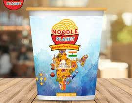 #468 for Logo and noodle cups design af Adreyat08