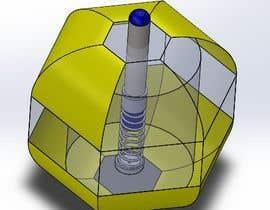 Nro 10 kilpailuun need 3d designer to draw up a concept product käyttäjältä Steveperera1