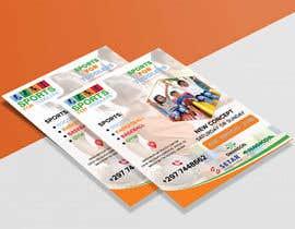 Nro 125 kilpailuun Create a flyer käyttäjältä tuhinst2020