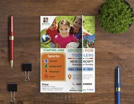 Nro 119 kilpailuun Create a flyer käyttäjältä farukahmeed56