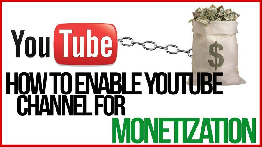 Proposition n°                                        6                                      du concours                                         MonitiZe my youtube channel as soon as possible