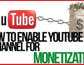 Nro 6 kilpailuun MonitiZe my youtube channel as soon as possible käyttäjältä Habil939642