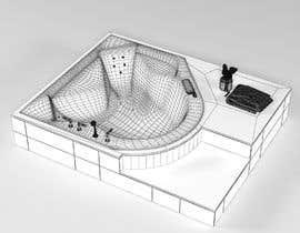 SHUVOMOHANTO623 tarafından Beautiful Jacuzzi Tub Design için no 41