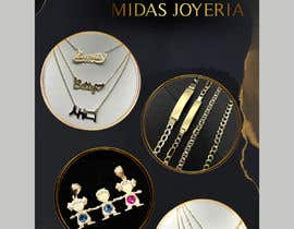 #27 cho Midas Jewelry Marketing flyers and banner bởi webcreadia