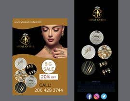 #29 cho Midas Jewelry Marketing flyers and banner bởi tuhinst2020