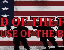 #28 для Custom Patriotic Design Image от shovaakter