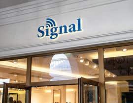 #494 untuk Signal logo redesign oleh AliveWork