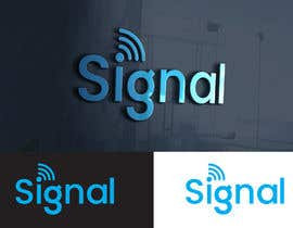 #263 untuk Signal logo redesign oleh thtanvir678