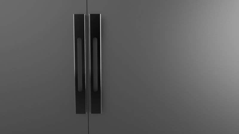 Proposition n°                                        67                                      du concours                                         Tall Aluminum Handles for Openable or Sliding Wardrobes