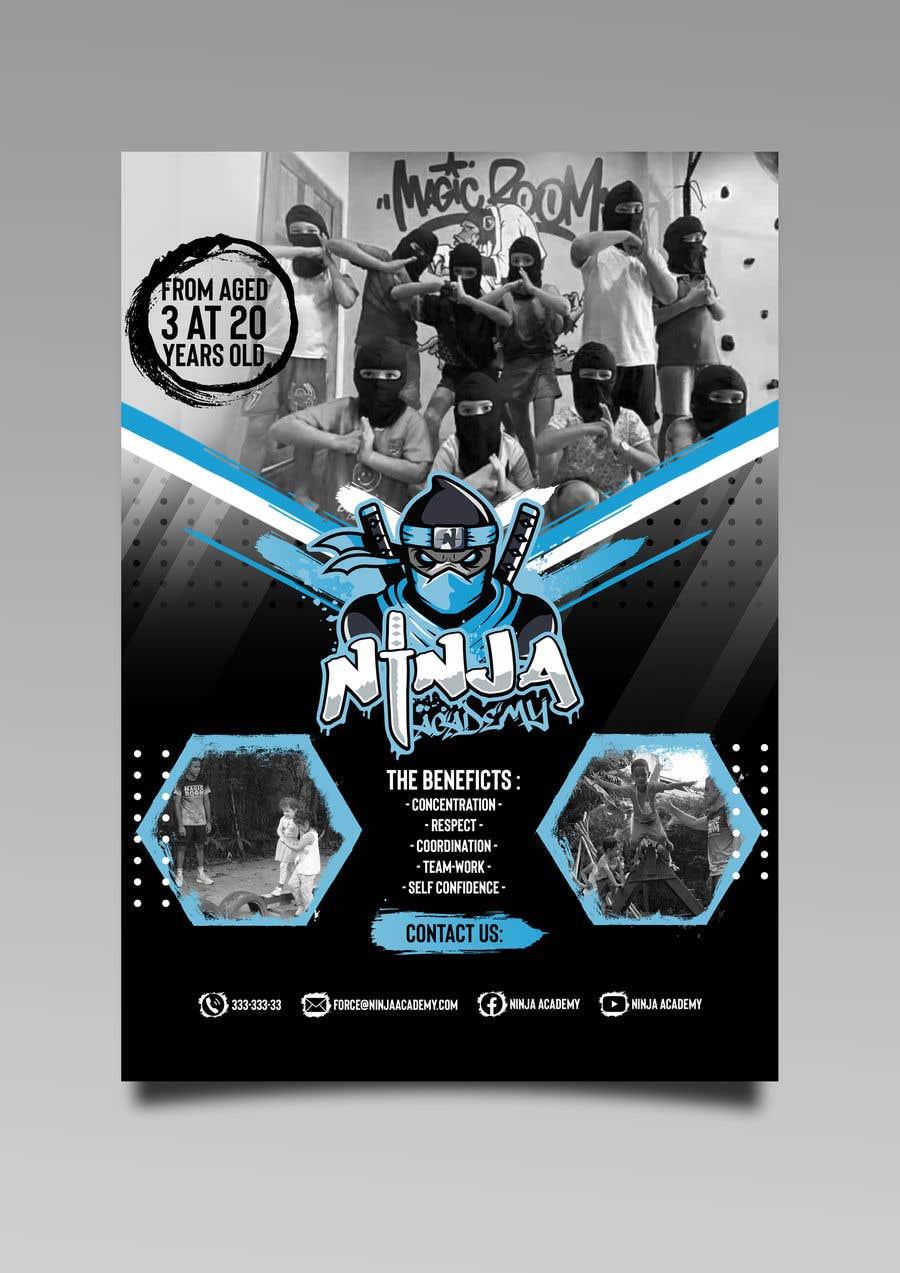 Contest Entry #                                        68                                      for                                         Ninja Academy