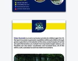 #236 untuk Ninja Academy oleh rakib186579