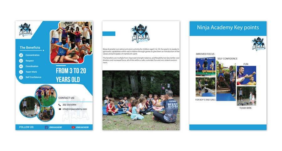 Contest Entry #                                        224                                      for                                         Ninja Academy