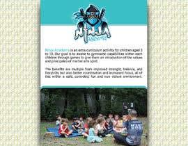 #222 untuk Ninja Academy oleh mibappi