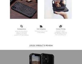 #60 для Web Design for engraving eshop от Ronnz1