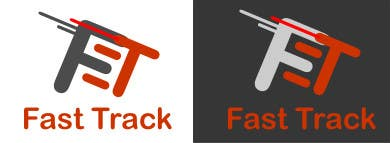 Proposition n°                                        9                                      du concours                                         Design a Logo for Fast Track